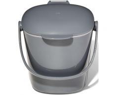 OXO Good Grips Mülltrennsystem Grips, 2,8 Liter grau Küchenhelfer Haushaltswaren sofort lieferbar
