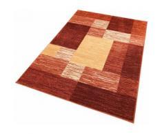 Teppich, Melvin, my home, rechteckig, Höhe 8 mm, maschinell gewebt rot Schlafzimmerteppiche Teppiche nach Räumen