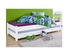 Stapelliege, (2 Stck.) weiß Funktionsbetten Betten Nachhaltige Möbel Stapelliege