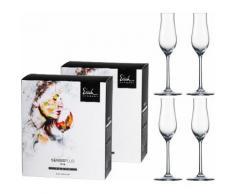 Eisch Grappaglas Superior SensisPlus (4-tlg.) farblos Spirituosengläser Gläser Glaswaren Haushaltswaren Trinkgefäße