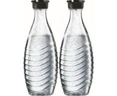 SodaStream Wasserkaraffe (2-tlg), farblos, Neutral, transparent
