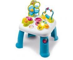 Smoby Spieltisch Cotoons Activity-Spieltisch bunt Kinder Activity Center Trapeze Baby Kleinkind Spieltische