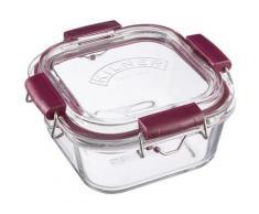 KILNER Frischhaltedose, (Set, 1 tlg.), mit auslaufsicherem Bügelverschluss, hitzebeständig, spülmaschinengeeignet farblos Frischhaltedose Aufbewahrung Küchenhelfer Haushaltswaren
