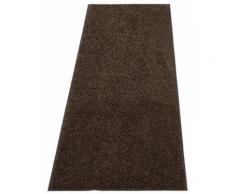 my home Läufer Ember, rechteckig, 9 mm Höhe, Schmutzfangläufer, Schmutzfangteppich, Schmutzmatte, In- und Outdoor geeignet braun Teppichläufer Teppiche Diele Flur