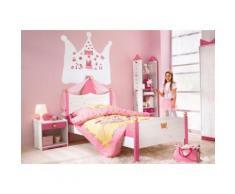 Silenta Kinderbett, rosa, Baby, Prinzessinnen-Rosa