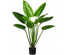 Creativ green Künstliche Zimmerpflanze Philodendron (1 Stück) grün Zimmerpflanzen Kunstpflanzen Wohnaccessoires