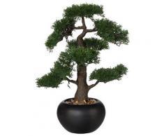 Creativ green Kunstpflanze Bonsai grün Kunstpflanzen Pflanzen Garten Balkon