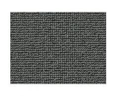 Vorwerk Teppichboden ESSENTIAL 1008, rechteckig, 8 mm Höhe, grobe Schlinge, 400/500 cm Breite grau Bodenbeläge Bauen Renovieren