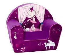 Knorrtoys Sessel NICI Miniclara lila Kinder Kindersessel Kindersofas Kindermöbel