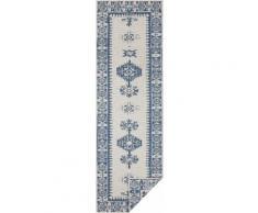 bougari Läufer Duque, rechteckig, 5 mm Höhe, Wendeteppich, In- und Outdoor geeignet beige Teppichläufer Teppiche Diele Flur
