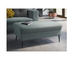 DOMO collection Sitzhocker Modica, in moderner Optik grau Sitzsäcke Sitzwürfel Sessel Wohnzimmer