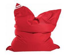 Sitting Point Sitzsack BigBag BRAVA rot Sitzsäcke Sitzwürfel Sessel Wohnzimmer