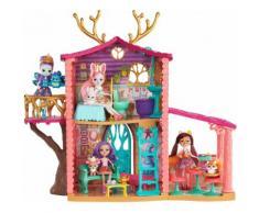 """Mattel Puppenhaus """"Enchantimals Spielhaus Set - Reh"""", rosa, Damen"""