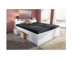 Breckle Stauraumbett, in verschiedenen Ausführungen weiß Funktionsbetten Betten Schlafzimmer Stauraumbett