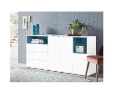 Tecnos Sideboard Colore weiß Sideboards Kommoden