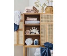 Gant Waschlappen Organic Premium beige Waschhandschuh und Handtücher Badetücher