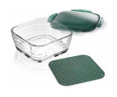Genius Aufbewahrungsbox (Set, 3-tlg.) farblos Aufbewahrung Küchenhelfer Haushaltswaren Lebensmittelaufbewahrungsbehälter