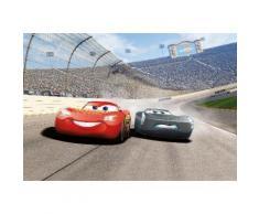 Komar Fototapete Disney Cars3 Curve 368/254 cm, bunt, bunt