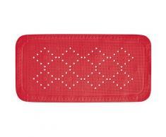 spirella Duscheinlage ALASKA, besonders rutschfest, BxH: 71 x 36 cm rot Duscheinlagen Duschen Bad Sanitär