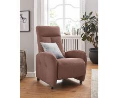 exxpo - sofa fashion Relaxsessel rot Sessel Wohnzimmer