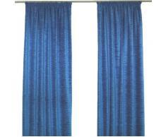 Wirth Vorhang B-Holmsund blau Wohnzimmergardinen Gardinen nach Räumen Vorhänge