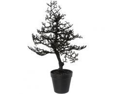 Kunstbaum Hainbuche (1 Stück) schwarz Kunstbäume Kunstpflanzen Wohnaccessoires
