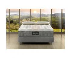 Magniflex Visco-Matratze Dolce Vita Comfort Dual 9 Firm, 23 cm hoch, Raumgewicht: 50 kg/m³, (1 St.), Premium Luxusmatratze mit Doppelkern weiß Allergiker-Matratzen Matratzen