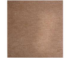 Andiamo Teppichboden Catania, rechteckig, 8 mm Höhe, Meterware, Breite 500 cm, uni, schallschluckend beige Bodenbeläge Bauen Renovieren