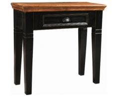SIT Telefontisch Corsica schwarz Konsolentischen Telefontische Garderoben Nachhaltige Möbel Tisch
