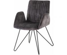Villeroy & Boch Armlehnstuhl MATEO braun Armlehnstühle Stühle Sitzbänke
