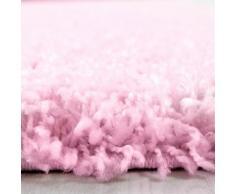 Ayyildiz Hochflor-Teppich Life Shaggy 1500, rechteckig, 30 mm Höhe, Wohnzimmer rosa Schlafzimmerteppiche Teppiche nach Räumen