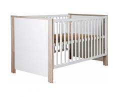 roba Babybett Kombi-Kinderbett Olaf weiß Baby Babybetten Babymöbel Möbel sofort lieferbar