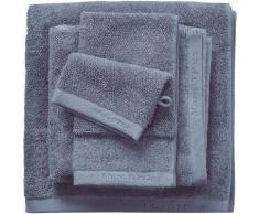 """Handtuch """"Timeless Uni"""" Marc O'Polo Home, blau, rauchblau"""