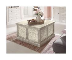 Home affaire Couchtisch Gandor, Breite 90 cm beige Couchtische Tische Möbel sofort lieferbar