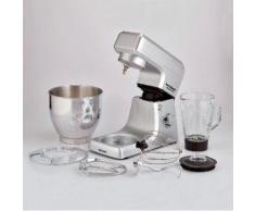 Ariete Küchenmaschine Pastamatic Gourmet 1598, 1200 W, 7 l Schüssel silberfarben Küchenmaschinen SOFORT LIEFERBARE Haushaltsgeräte