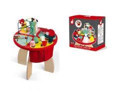 """Janod Spieltisch """"Baby Forest Activity Tisch"""", bunt"""