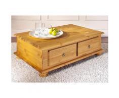 Home affaire Couchtisch, beige Couchtische eckig Tische Tisch