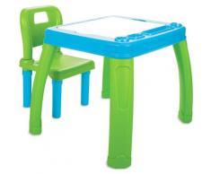 Jamara Kindersitzgruppe Lets Study, blau, (2 tlg.) bunt Kinder Kinderstühle Kindermöbel