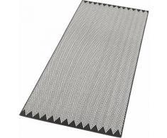 freundin Home Collection Läufer Ida, rechteckig, 4 mm Höhe schwarz Teppichläufer Teppiche und Diele Flur
