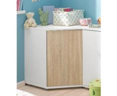 Eckkommode beige Kinder Jugendkommoden Jugendmöbel Kindermöbel Sideboards