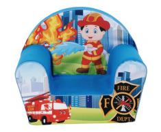 Knorrtoys Sessel Fireman, Made in Europe bunt Kinder Ab 3-5 Jahren Altersempfehlung