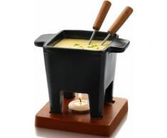BOSKA Holland Tapas Fondue-Set, 200 ml, »Schwarz«, schwarz, Neutral, schwarz, Holz