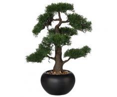 Creativ green Kunstbonsai Bonsai (1 Stück) grün Kunstpflanzen Pflanzen Garten Balkon