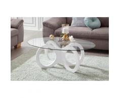 INOSIGN Couchtisch weiß Couchtische eckig Tische Tisch