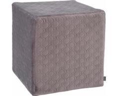 Sitzwürfel Soft Nobile HOCK, grau, grau