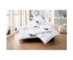 Excellent Bettdecke + Kopfkissen St. Moritz, Angenehmes und natürliches Schlafklima, im Set günstiger weiß Allergiker Bettdecken Bettdecken, Unterbetten