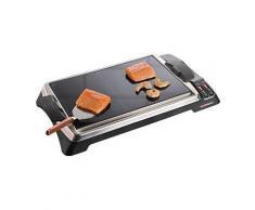 Gastroback Tischgrill Teppanyaki Glas-Grill Advanced, 1280 Watt schwarz Elektrogrills Grill Haushaltsgeräte