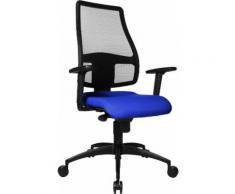 TOPSTAR Drehstuhl Syncro Net schwarz Bürostühle Arbeitszimmer und Büro Möbel sofort lieferbar