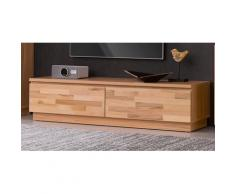Premium collection by Home affaire Lowboard, Breite 140 cm braun Lowboard Lowboards Kommoden Sideboards