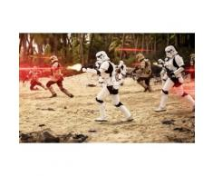 Komar Fototapete Star Wars Imperial Strike 400/250 cm, bunt, bunt